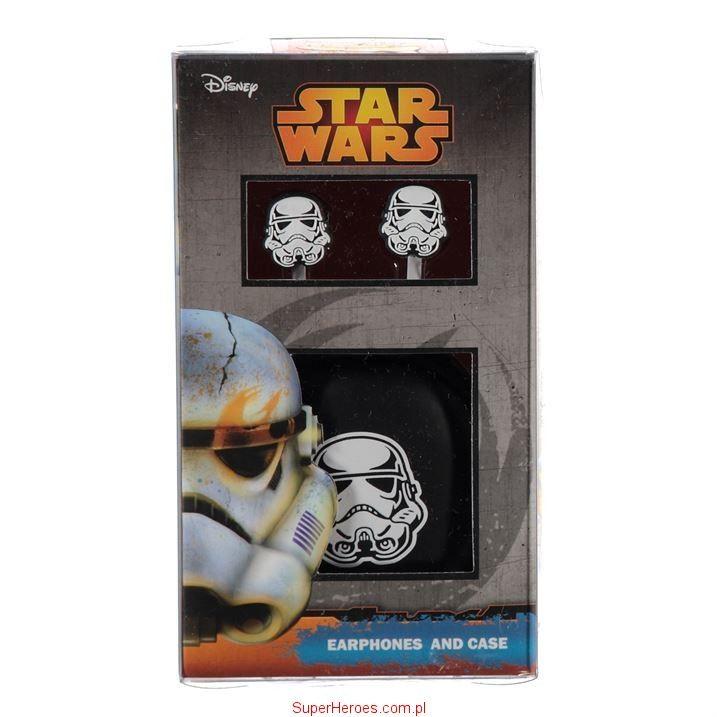 Słuchawki Star Wars Stormtrooper