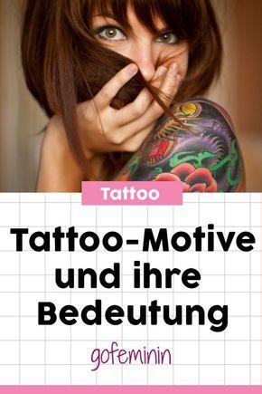 Tattoo-Bedeutung: 35 beliebte Tattoo-Motive und was sie wirklich bedeuten – Tattoo