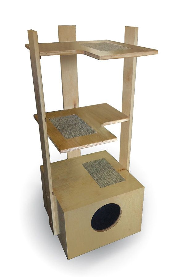 wall mounted cat tree thor scandicat. Our Cat Towers Are Handcrafted From Premium Furniture Grade Birch Plywood By A Master Craftsman Creating Beautiful, High-quality Piece Of Modern Wall Mounted Tree Thor Scandicat C
