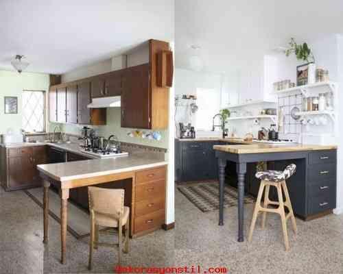 awesome Mutfak Yenileme Örnekleri 2015