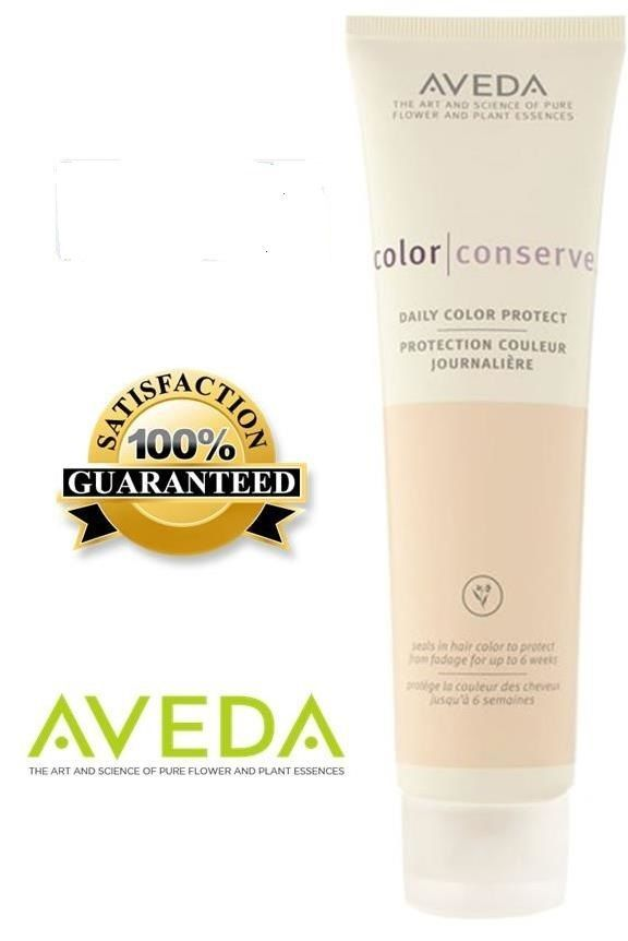 AVEDA COLOR CONSERVE DAILY COLOR PROTECT HAIR NEW & FRESH 3.4 oz. #Aveda