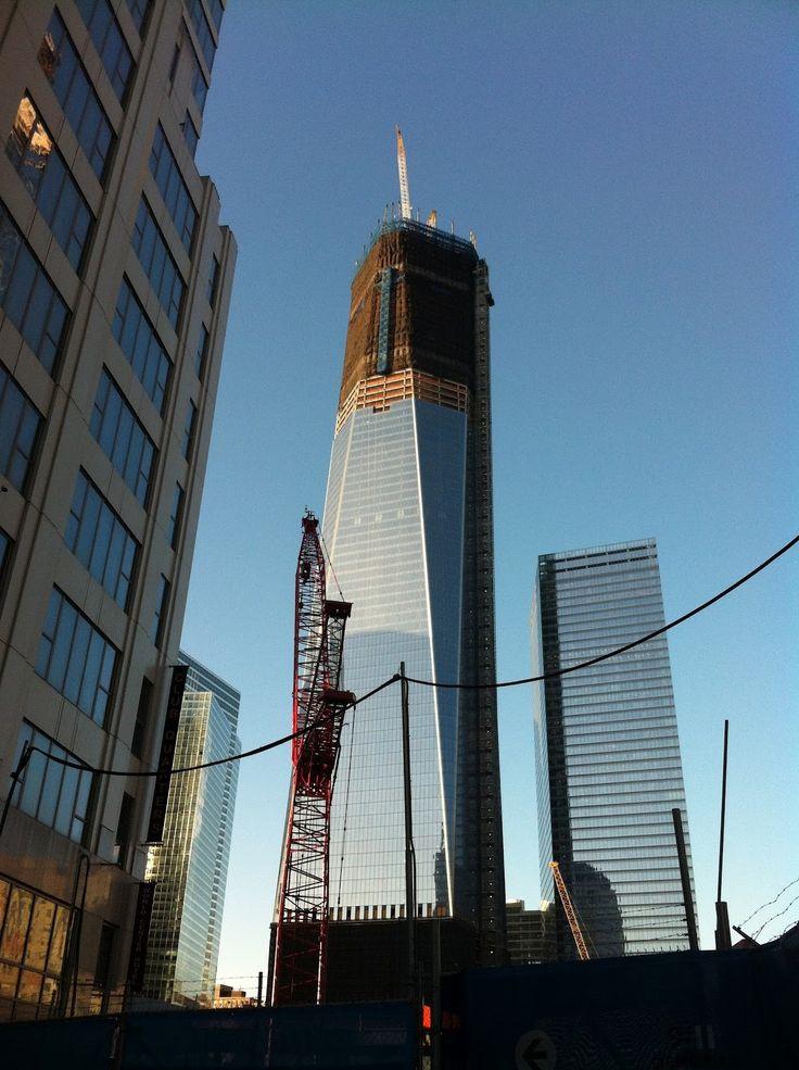 six world trade center | Torre do novo World Trade Center chega aos 100 andares | Dicas de NY
