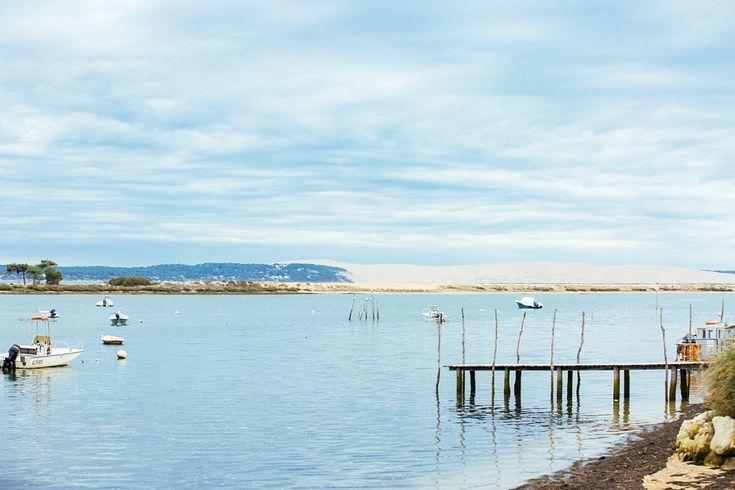 Balade dans le village du Cap Ferret et vue sur la magnifique Dune du Pilat :) #legecapferret #capferret #winter #sudouest #bassindarcachon #bassin #bassin_arcachon #travel #voyage #landscape #france #view #dunepilat #pilat #beautiful