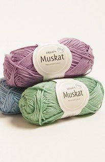 Drops Garnstudio yarn Muskat 100% Merserized Cotton by abKnitwear on Etsy