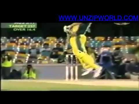 Shoaib Akhtar Classic Bouncer All Star Cricket Series