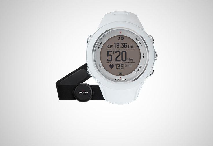 #Suunto Ambit3 Sport GPS HRM white