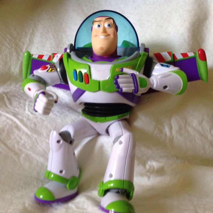 A personal favorite from my Etsy shop https://www.etsy.com/ca/listing/245093564/talking-buzz-lightyear-action-figures