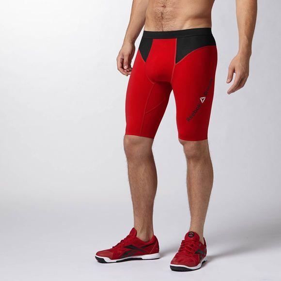 Pantalón corto de compresión Reebok CrossFit
