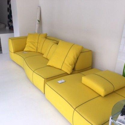 59 besten ecksofa Bilder auf Pinterest Couches, Armlehnen und Sessel - das sofa oscar perfekte erganzung wohnumgebung