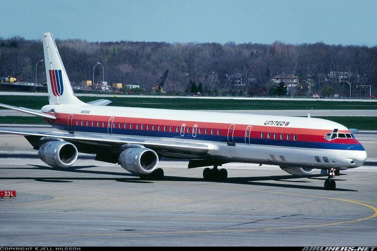 McDonnell Douglas DC-8-71 aircraft picture