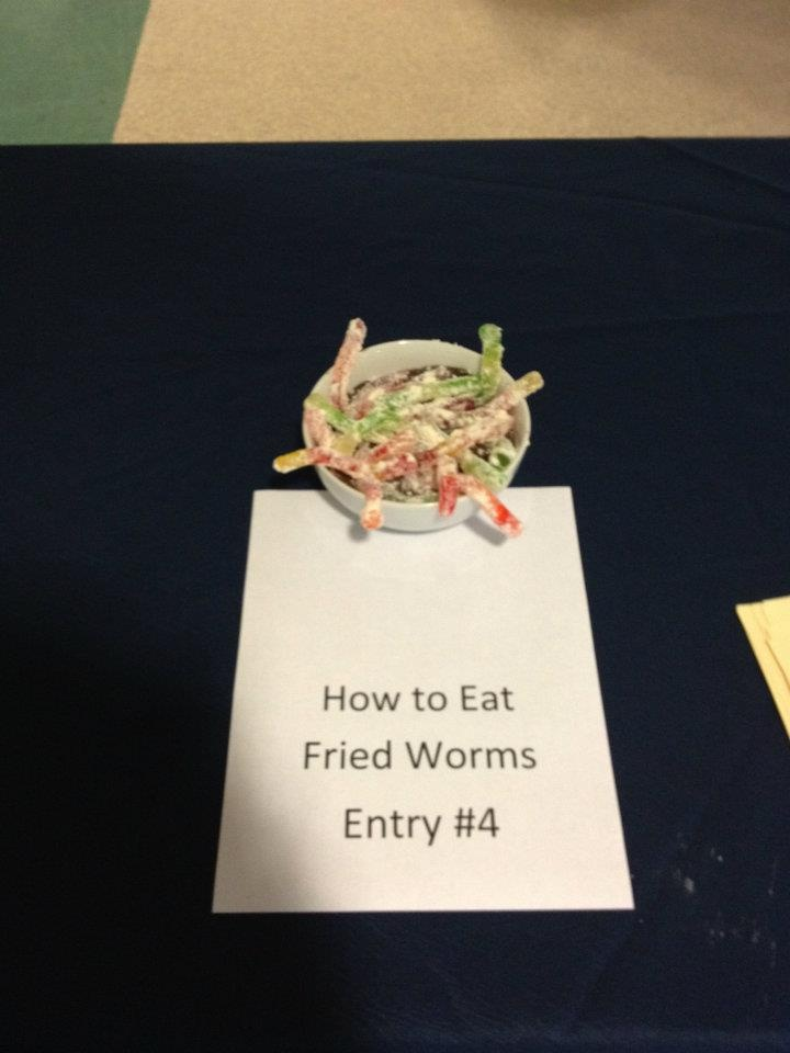 How To Eat Fried Worms Luke Benward | www.imgkid.com - The ...