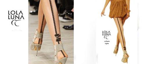 Tatoo tights Lola Luna