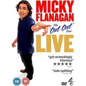 Micky Flanagan - Waiting for An Another Fing! September 2017