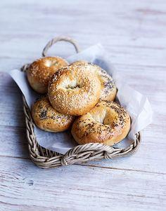 Bagels - Jamie Oliver