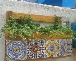 Horta vertical gourmet