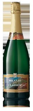 Milazzo Metodo Classico - Classic Method V.S.Q. - Green Inzolia e Chardonnay