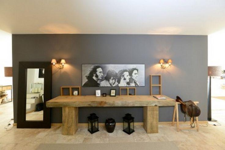 cote fleurie deauville maison d architecte ossature bois r solument contemporaine agence. Black Bedroom Furniture Sets. Home Design Ideas