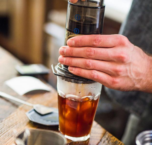 how to make illy espresso without machine