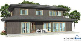 House Plan CH54