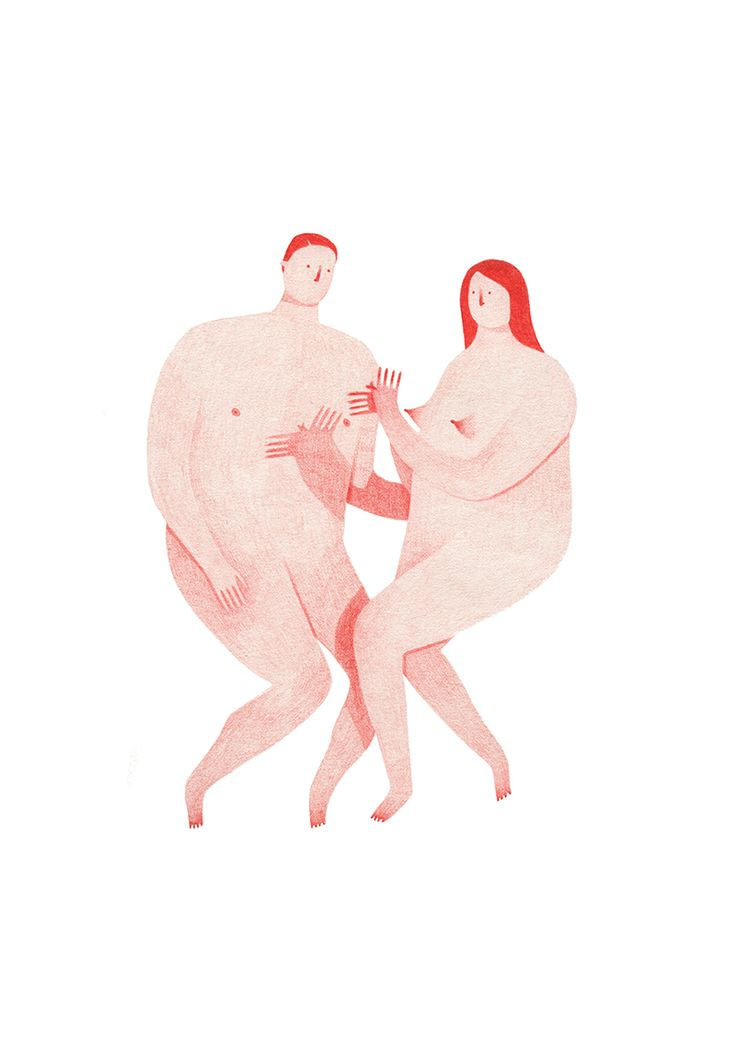 Whimsically Chill Nudes Bring Back a Whiff of Summer | The Creators Project
