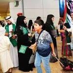 UAE shares festive spirit of Saudi National Day
