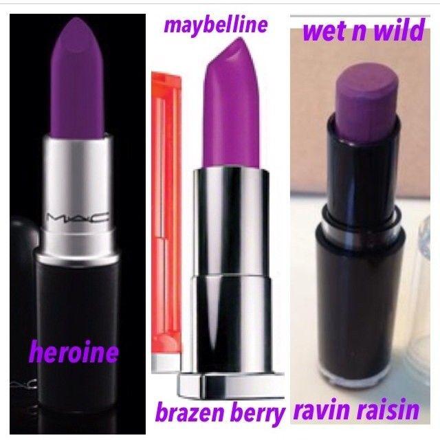 Lipstick dupe