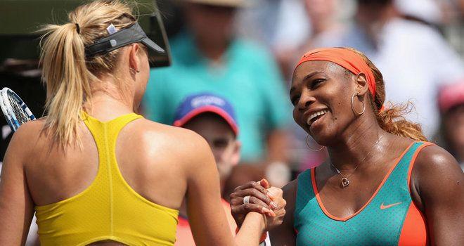 Sportvantgarde's blog. : Tennis: Serena Williams continues dominance of Mar...