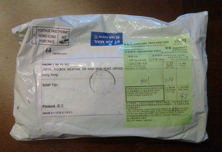 Kokemuksia halpaa kiinalaista roinaa myyvästä Lightake nettikaupasta.