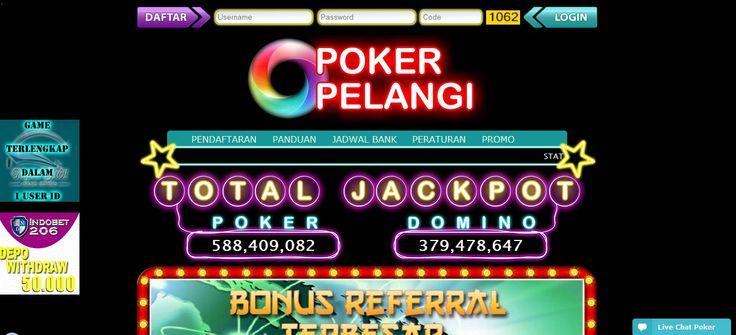 POKERPELANGI – Agen Poker Online, DominoQQ Terpercaya