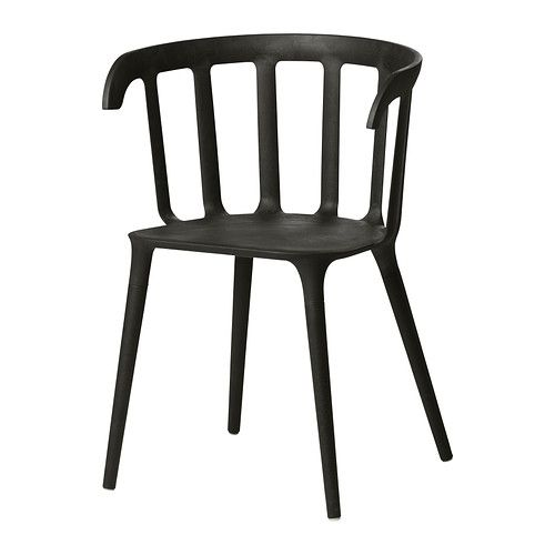 IKEA PS 2012 Armchair - black - IKEA: Dining Rooms, 2012 Chairs, Desks Chairs, Ikea Ps, Dining Chairs, 2012 Armchairs, Ikea Chair, Ps 2012, 2012 Karmstol