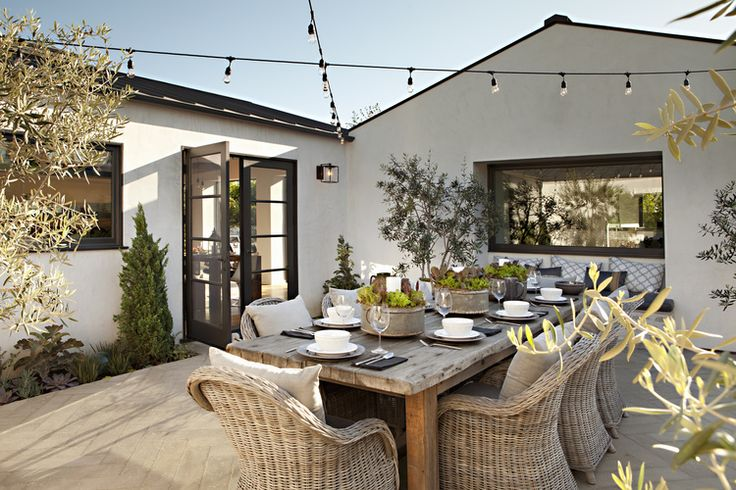 Irvine Terrace | No.1 — Eric Olsen Design