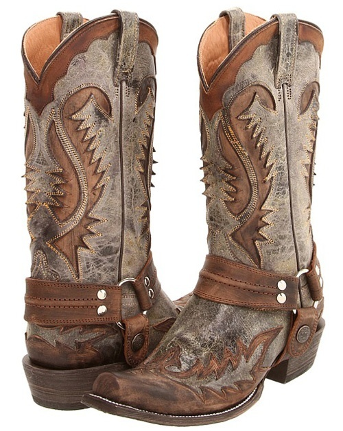 If I was a hardcore cowgirl, I'd love these lol