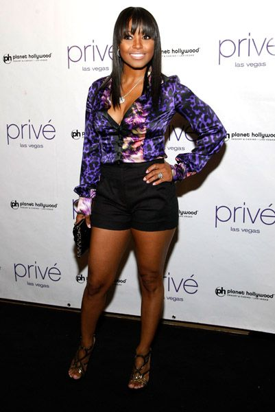 ♥ The Outfit. (Worn By: Keisha Knight Pulliam)