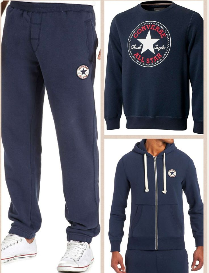 Converse tracksuit