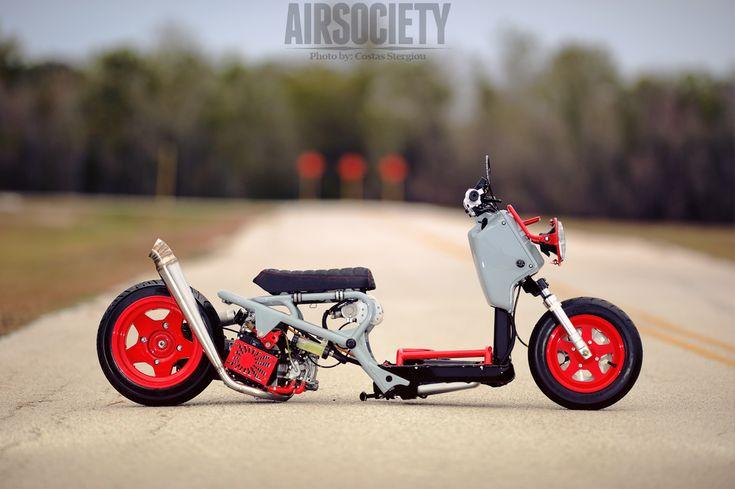 honda-ruckus-air-ride-suspension-bagged-custom