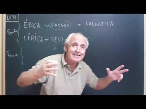 L091·0 GÉNEROS LITERARIOS - YouTube