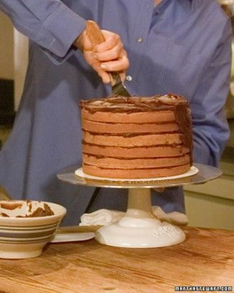 """See the """"Old-Fashioned Chocolate Cake"""" in our  gallery"""