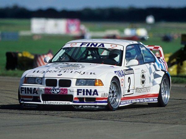 /E36 BMW M3 GTR 1997