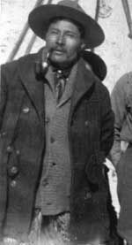 The Mountain Metis.In 1908, Ewan Moberly's son Adolphus who was raised in the Jasper area led outfitter John Yates in finding a route into Robson Pass. John Yates had been hired by A.P. Coleman, his brother Lucas, and Reverend George B. Kinney who were members of the Alpine Club and were interested in an ascent up Mt. Robson. Adolphus Lake, which is located at the headwaters of the Smoky River is named after Moberly.