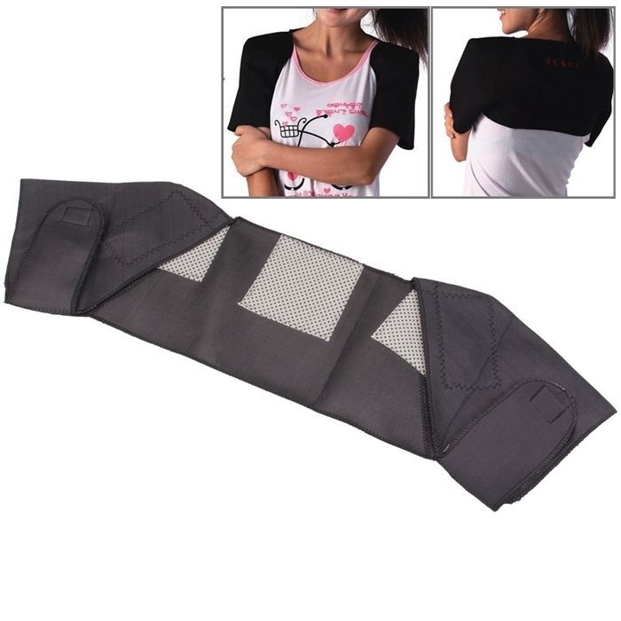 EL Infrared Magnetic Therapy Self-Heating Shoulder Protector: Bid: 12,47€ Buynow Price 12,47€ Remaining 09 dias 04 hrs