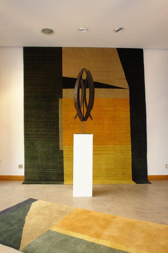 Collection Perroquet | Gadag | Marcel Zelmanovitch #GalerieDiurne #Gadag #TapestryByDiurne #InteriorDesign #CollectionPerroquet #Parrot #Deco #Luxury #Carpet #handknotted #Decoration #Interior #Design #Rug #Antique #Tapestry #Art