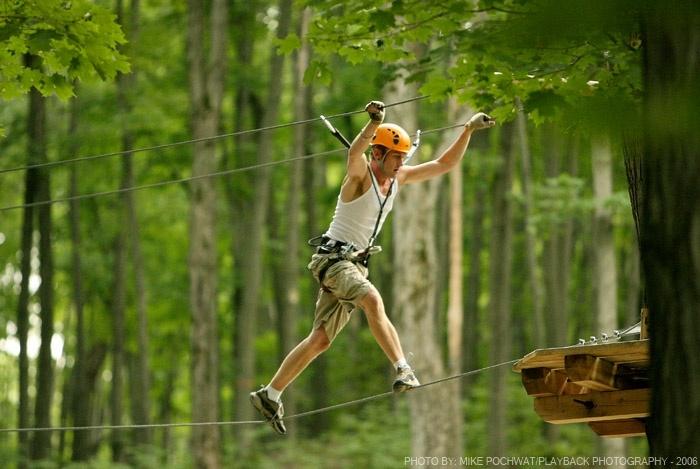 Treetop Trekking - Barrie, Ontario