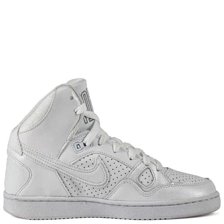 NIKE SON FORCE MID ΛΕΥΚΟ