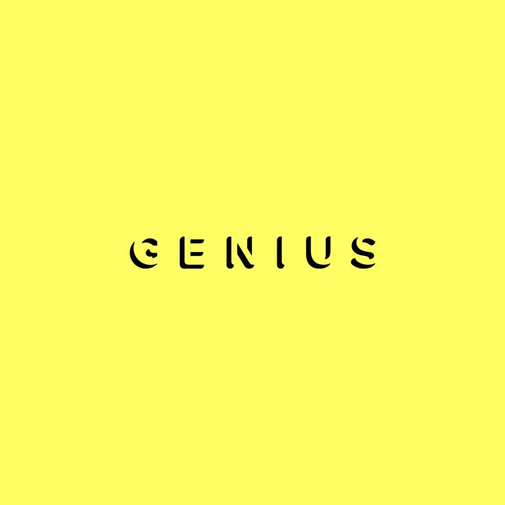 Genius is the world's biggest collection of song lyrics and musical knowledge.