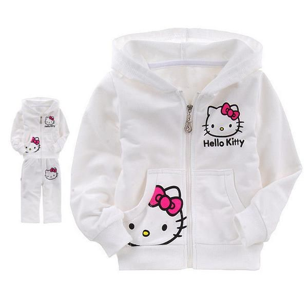 [HOT] Hello Kitty Pink Tracksuit! Limited Edition!