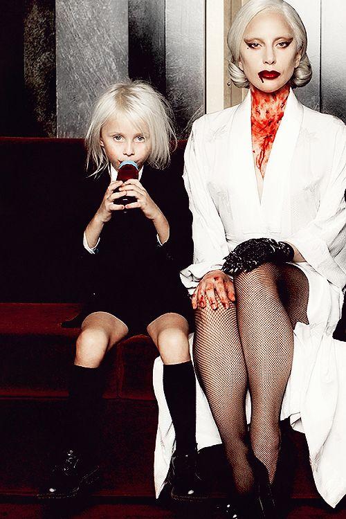 Lady Gaga Ahs Hotel Character