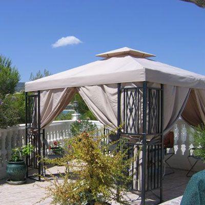 103 best backyard tent gazebo images on pinterest | gazebo ideas ... - Gazebo Patio Ideas