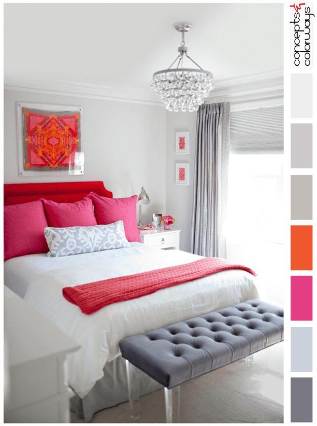 Great MODERN LOVE. Red Wall ArtGeometric ...