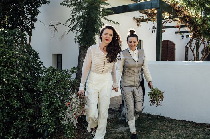Sophie & Leila's Wedding 2017  Franschoek  Photo's by Modern Hearts
