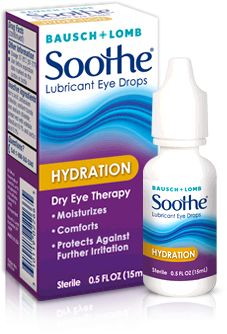 Best Natural Eye Drops For Contacts